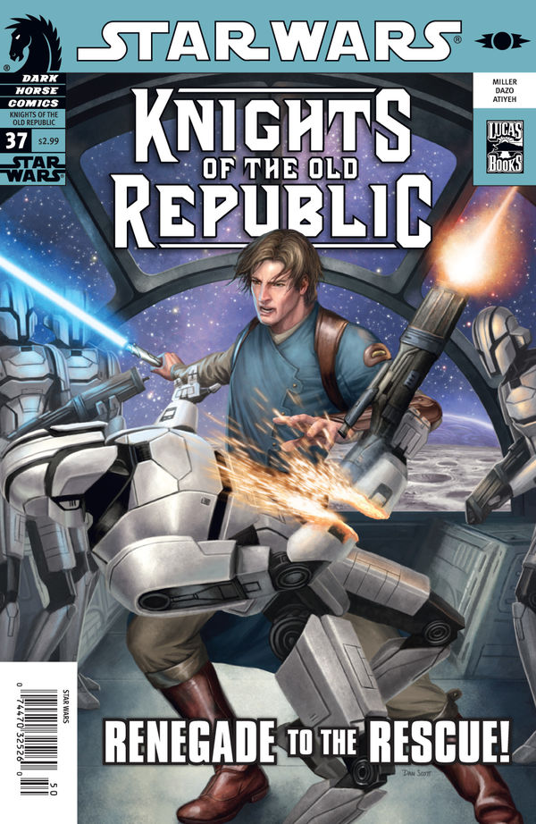 Star Wars: Knights of the Old Republic 37