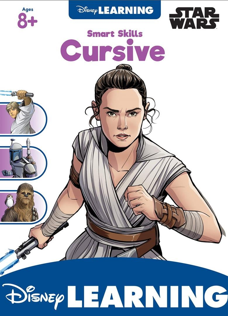 Disney Learning Star Wars: Cursive