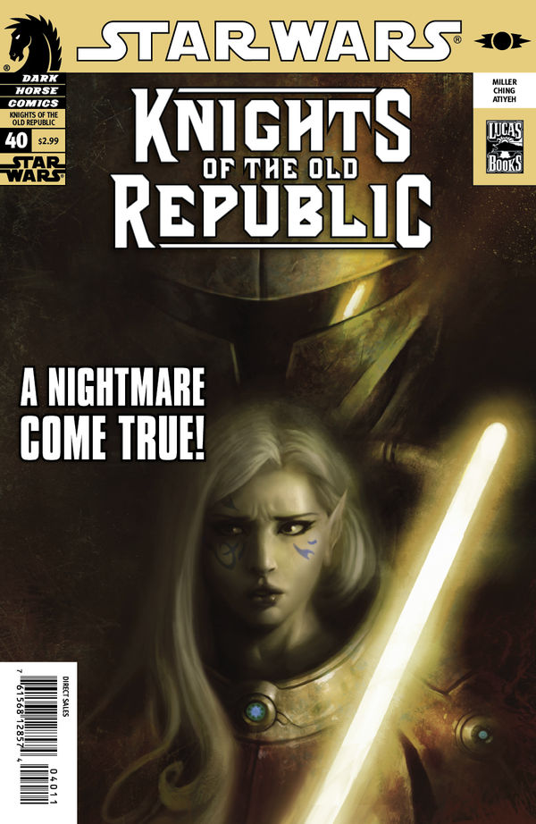 Star Wars: Knights of the Old Republic 40