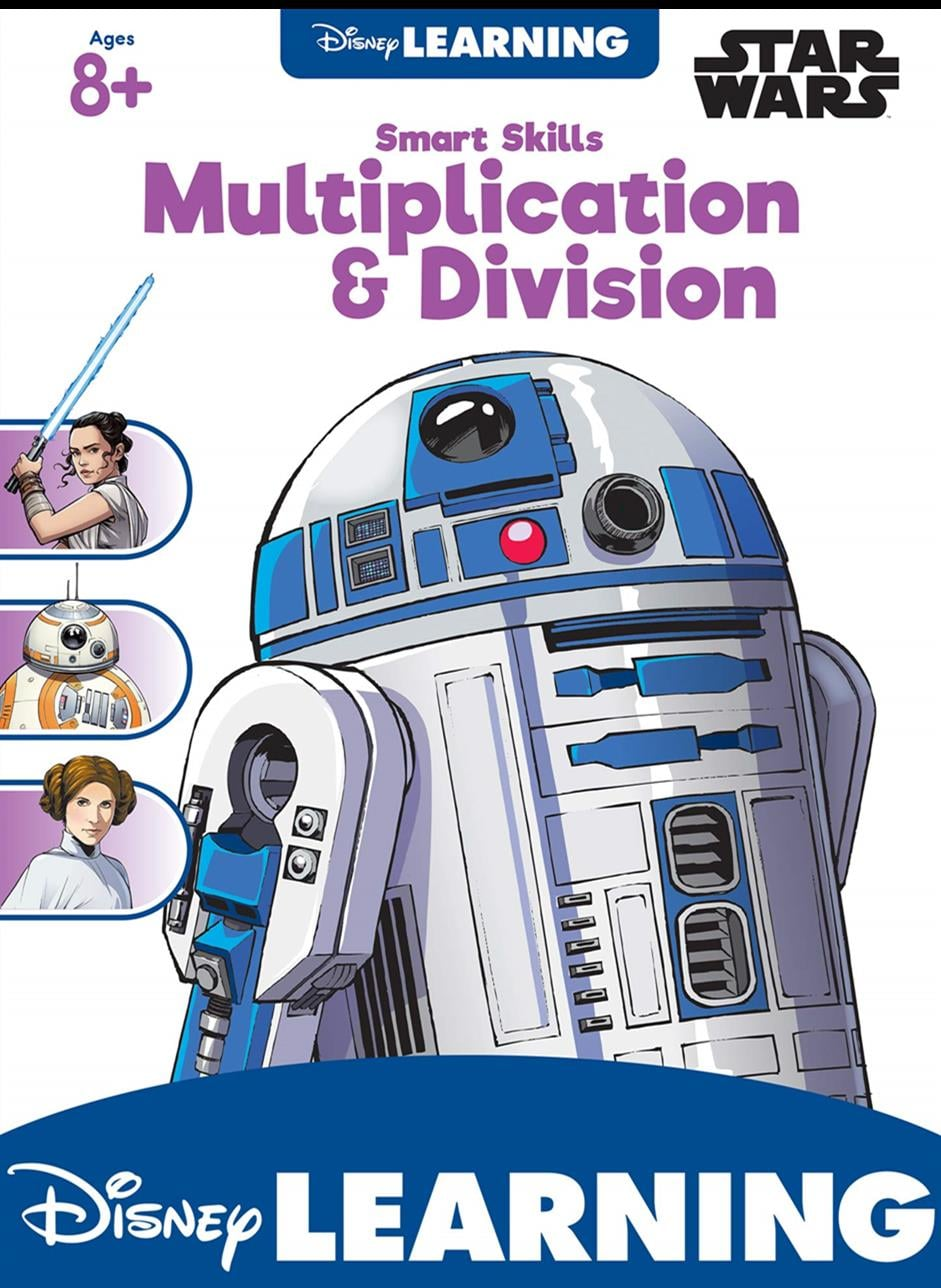 Disney Learning Star Wars: Multiplication and Division