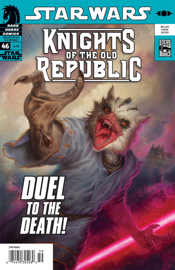 Star Wars: Knights of the Old Republic 46