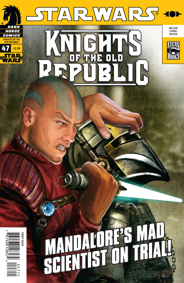 Star Wars Knights of the Old Republic: Demon