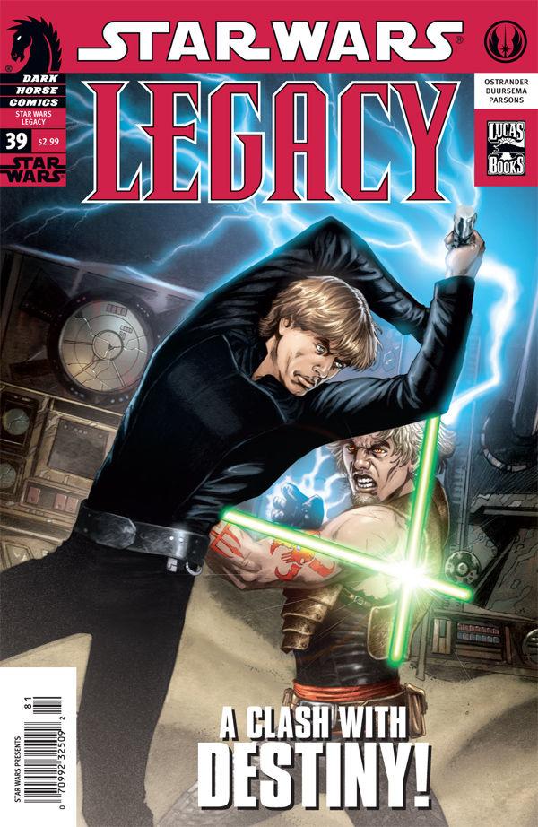 Star Wars Legacy 39