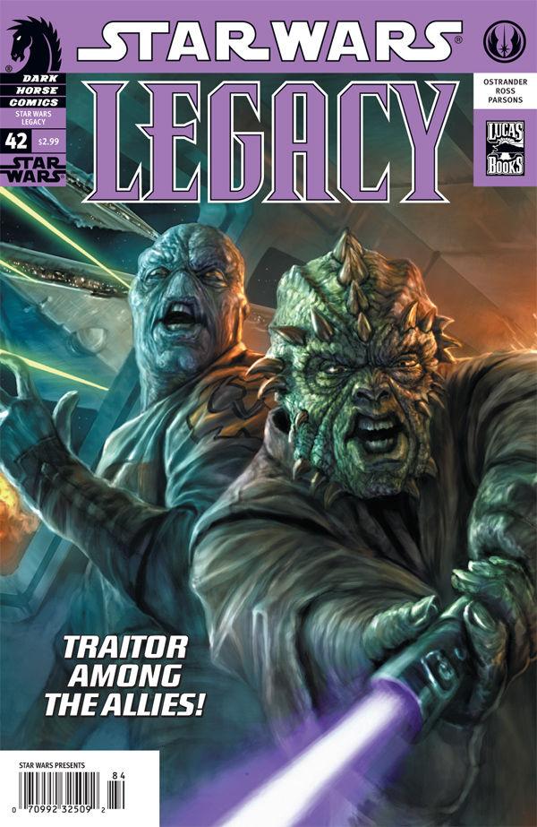 Star Wars Legacy: Divided Loyalties