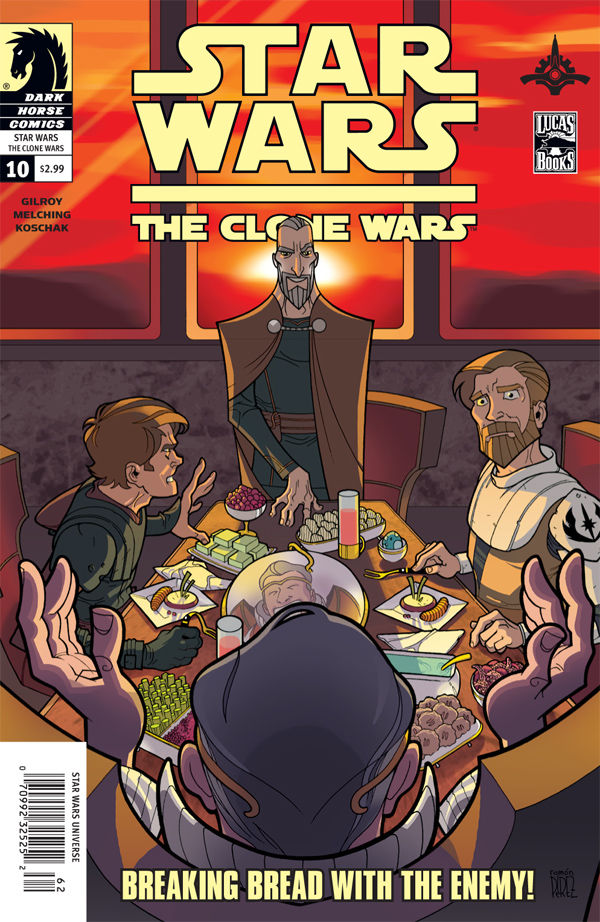 Star Wars The Clone Wars: Hero of the Confederacy