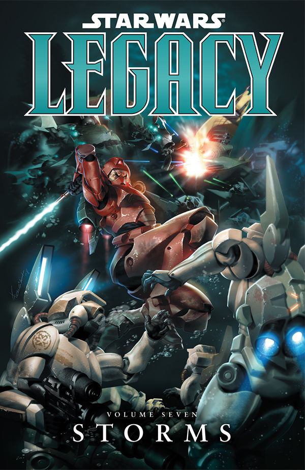 Star Wars Legacy: Storms