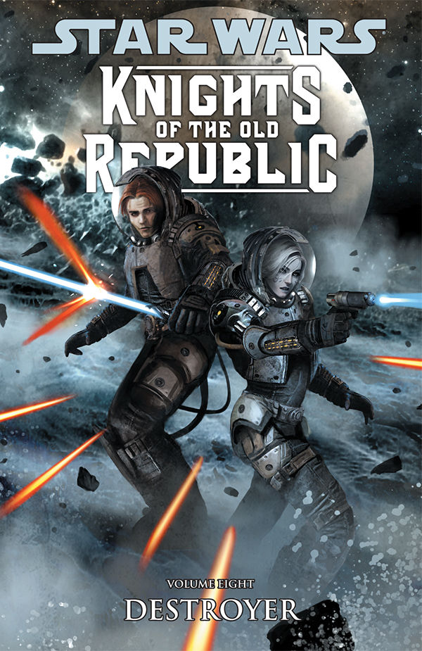 Star Wars Knights of the Old Republic: Volume 8 - Destroyer