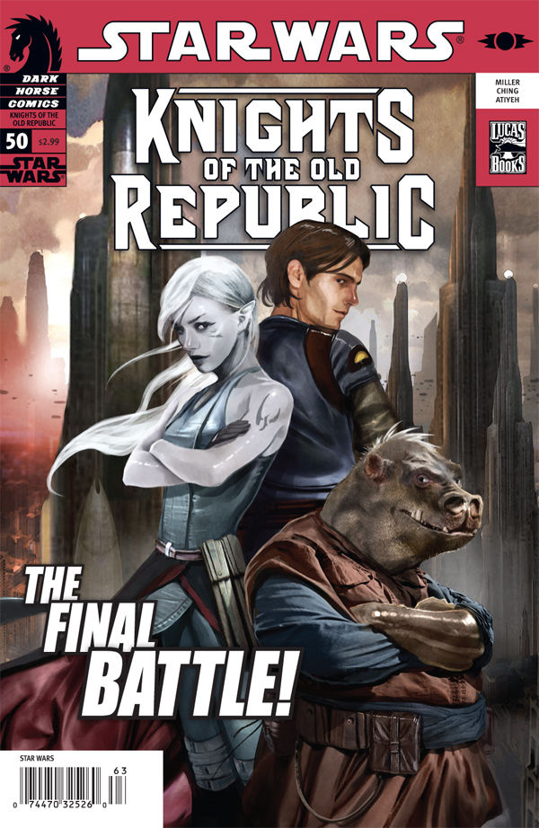 Star Wars: Knights of the Old Republic 50