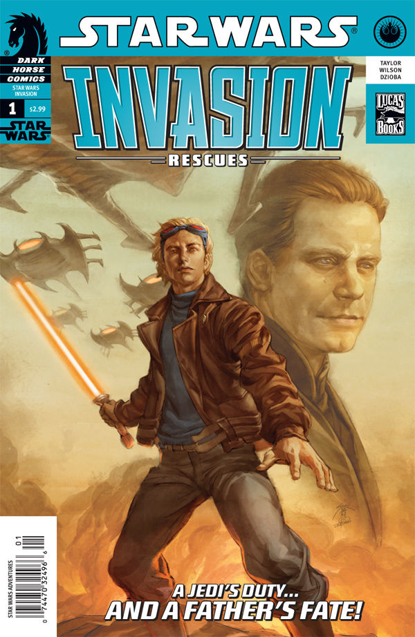 Star Wars Invasion: Rescues