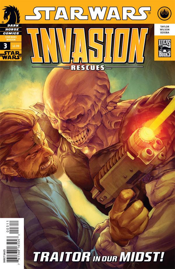 Star Wars Invasion: Rescues 3