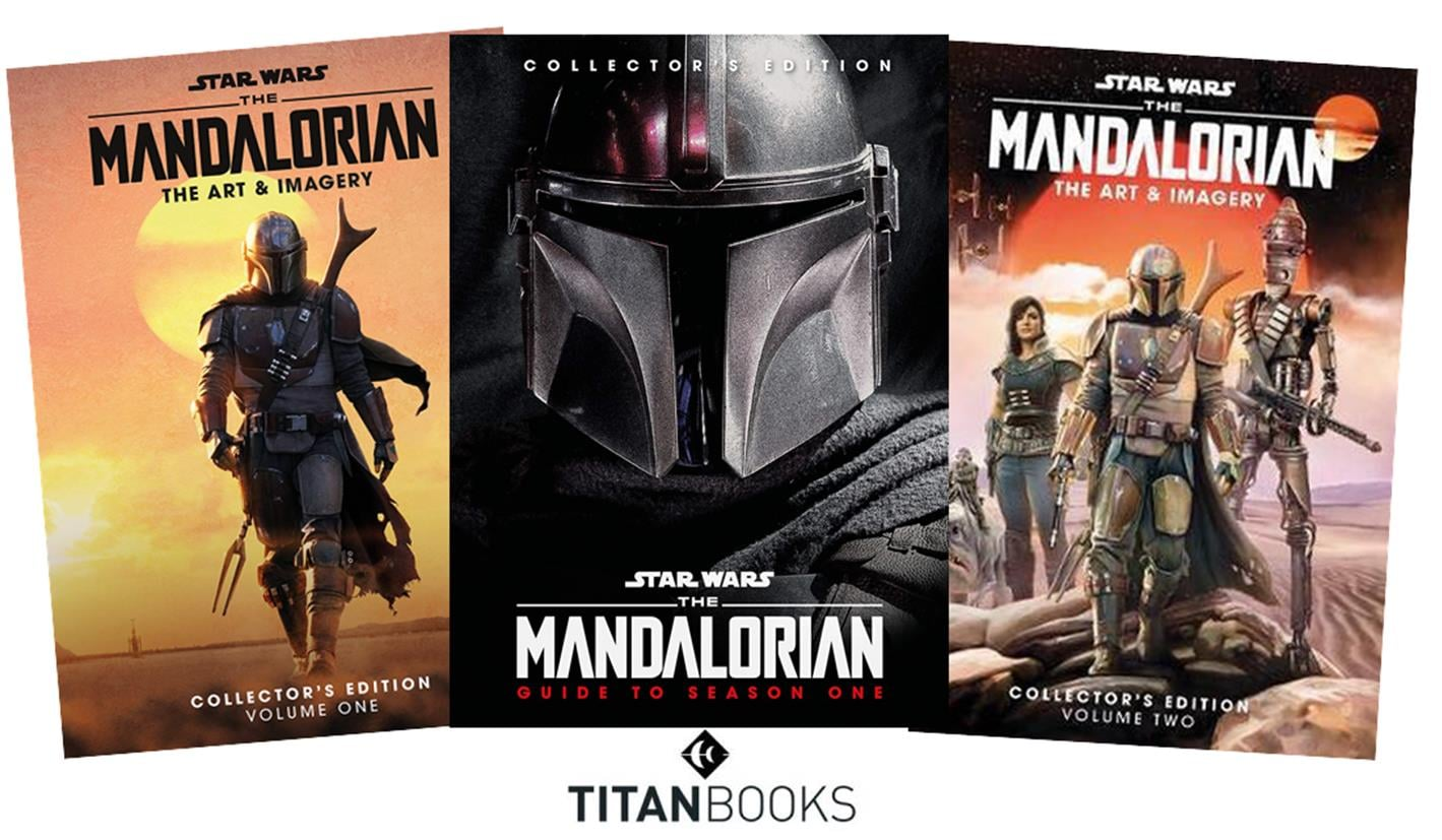 Star Wars: The Mandalorian Boxed Set