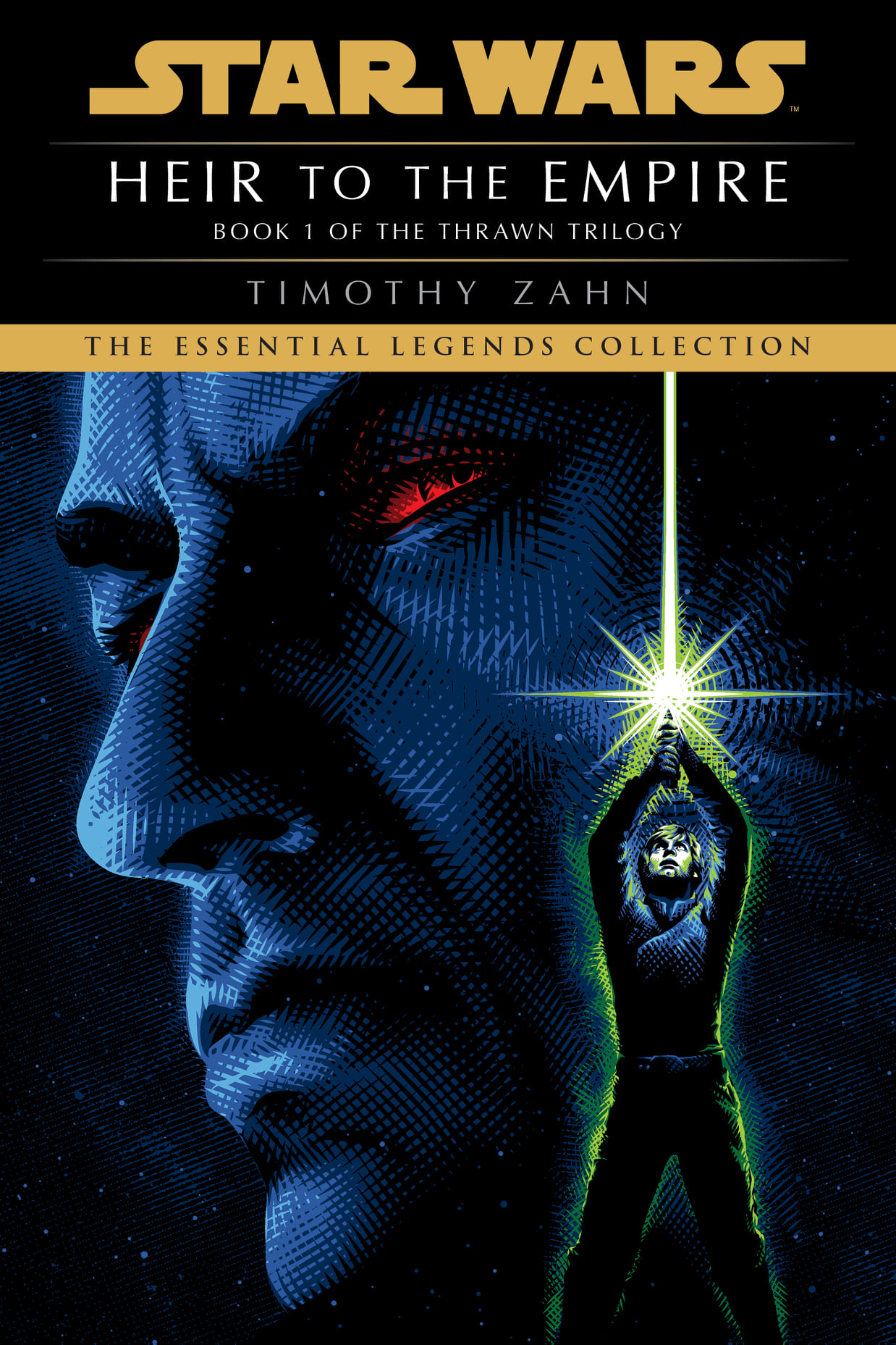 Star Wars: Heir to the Empire (Essential Legends)
