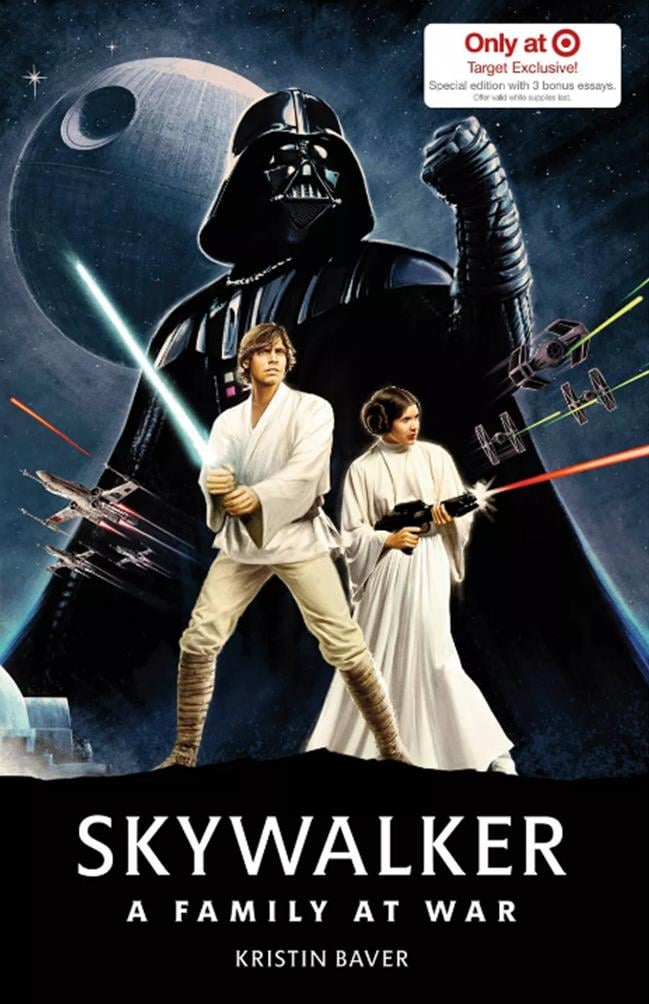 Star Wars: Skywalker - A Family at War