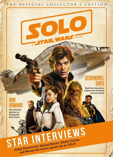 Solo: A Star Wars Story - The Official Collector's Edition