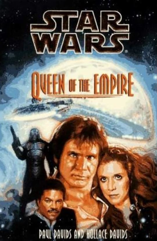 Star Wars Jedi Prince: Queen of the Empire