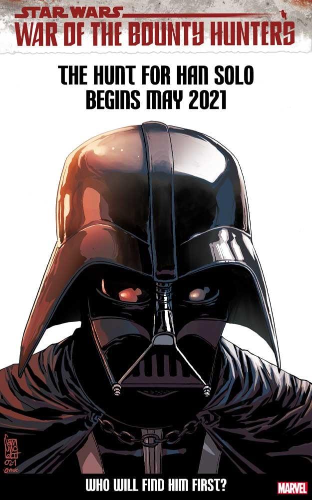 Star Wars: Darth Vader 14 (2020) - Camuncoli Variant
