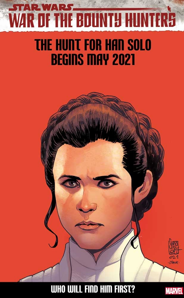 Star Wars 15 (Marvel 2020) - Camuncoli Variant