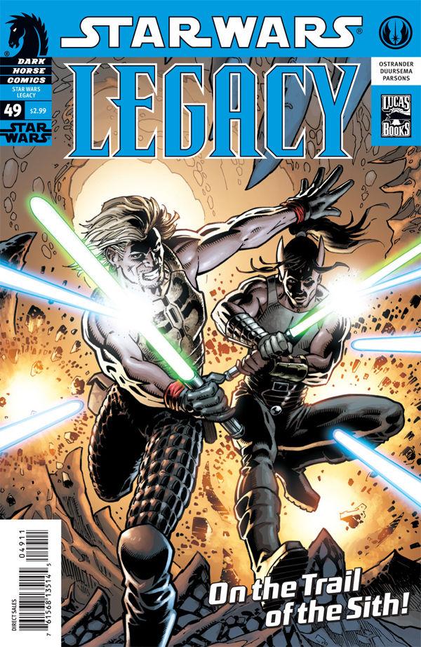 Star Wars Legacy 49