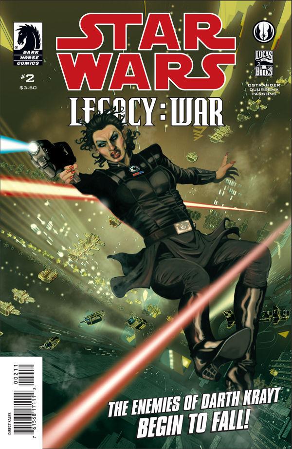 Star Wars Legacy: War 2