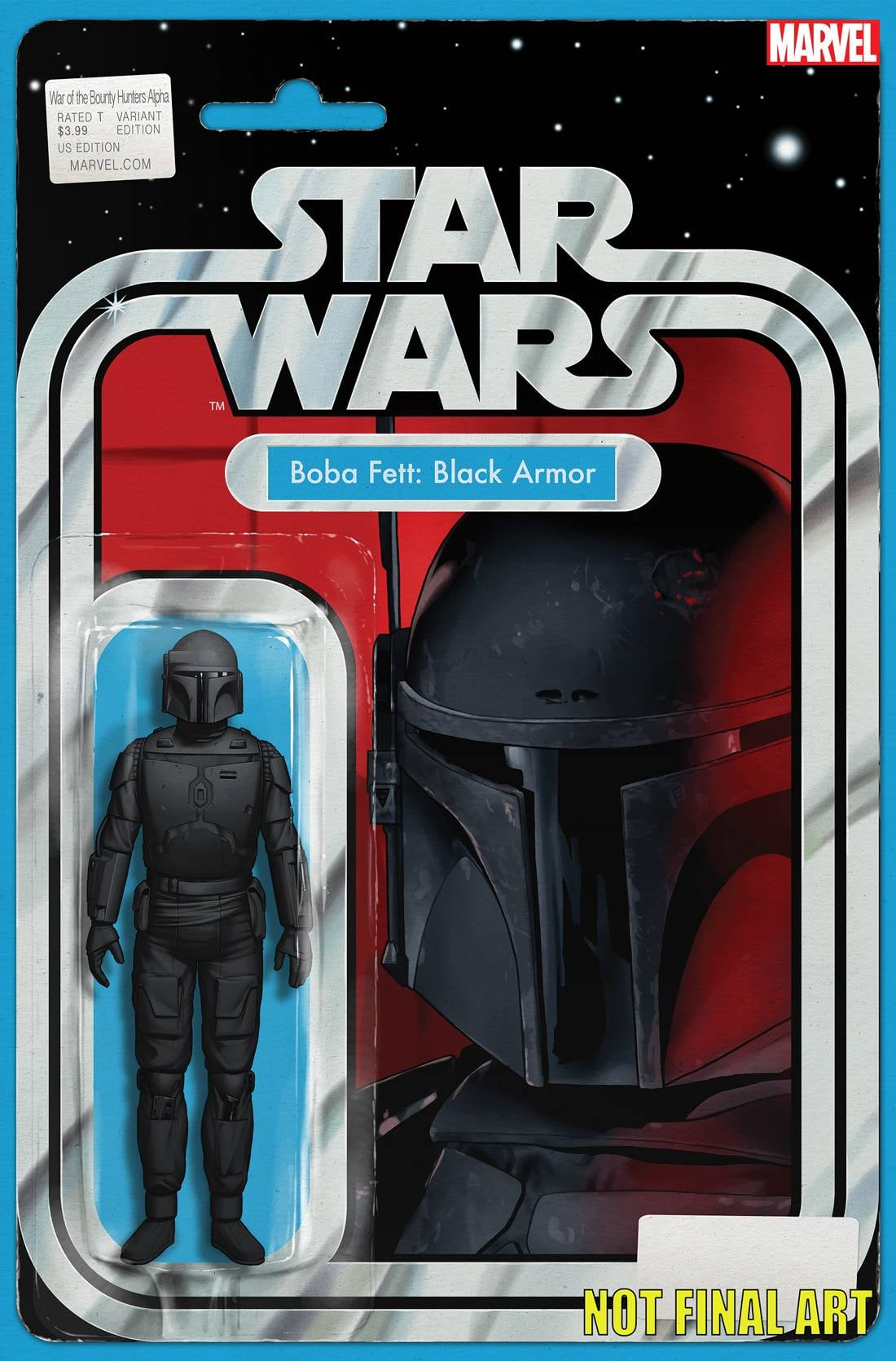 Star Wars: War of the Bounty Hunters Alpha - Action Figure Variant