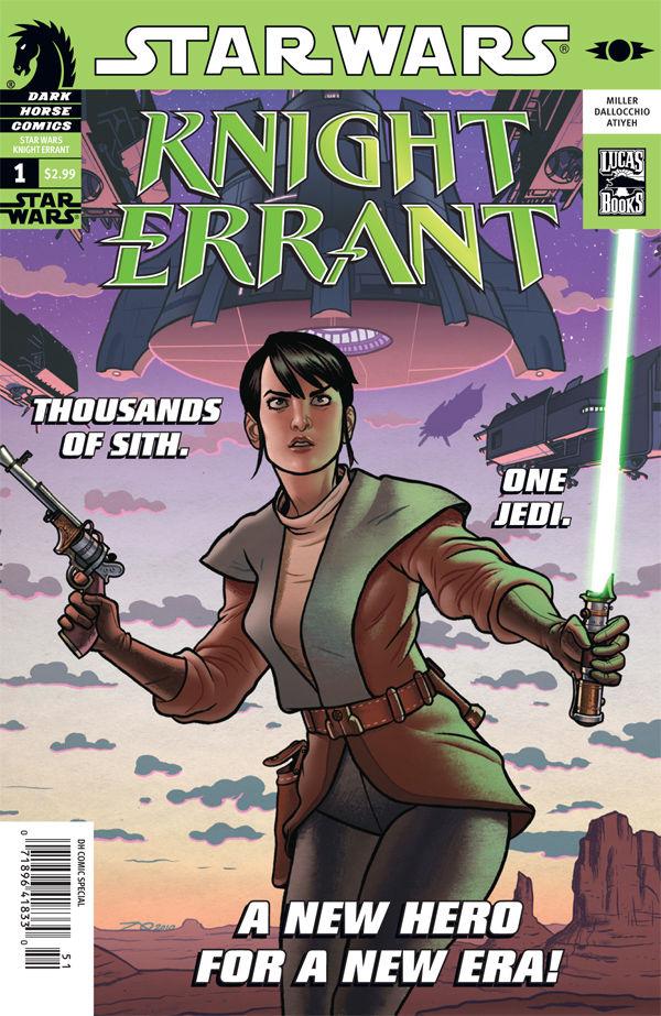 Star Wars: Knight Errant 1