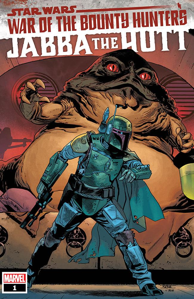 Star Wars War of the Bounty Hunters: Jabba the Hutt