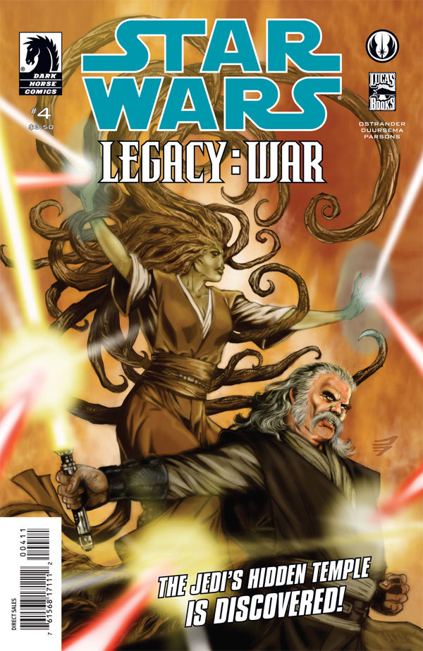 Star Wars Legacy: War 4