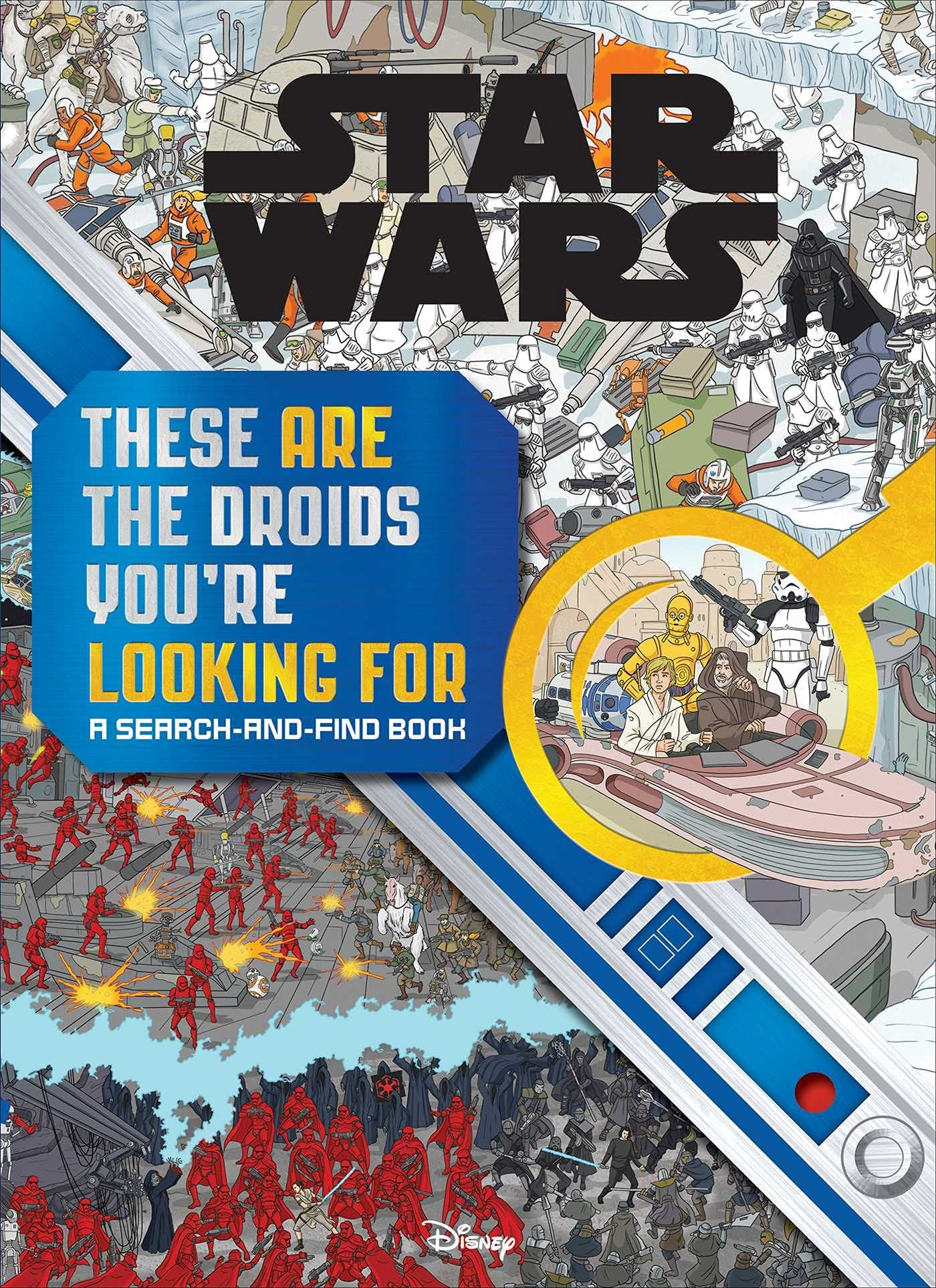 Star Wars: These Are the Droids You're Looking For