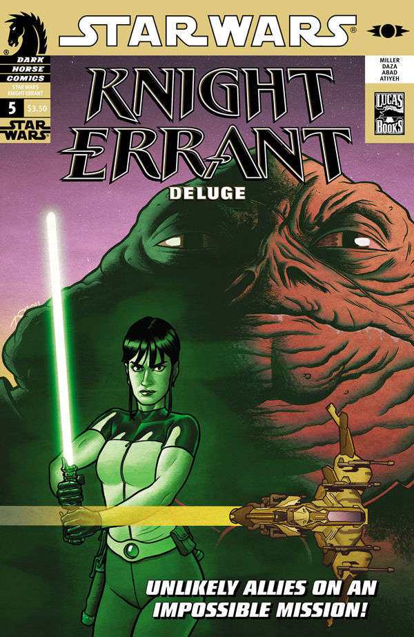 Star Wars Knight Errant: Deluge 5