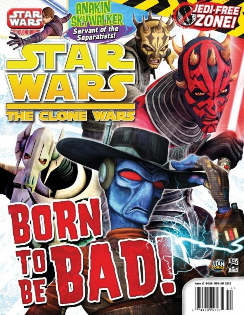 Star Wars The Clone Wars: Downhill