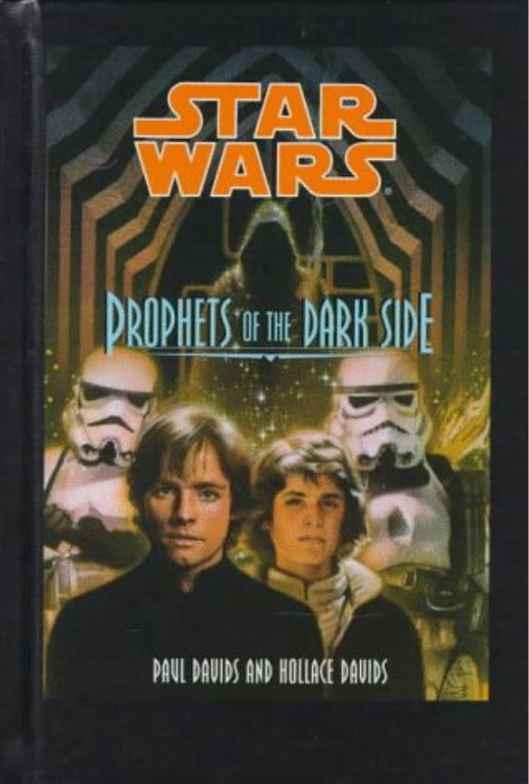 Star Wars Jedi Prince: Prophets of the Dark Side