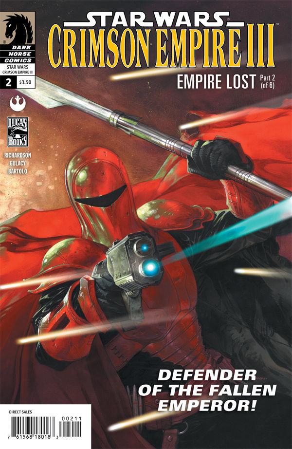 Star Wars Crimson Empire III: Empire Lost 2