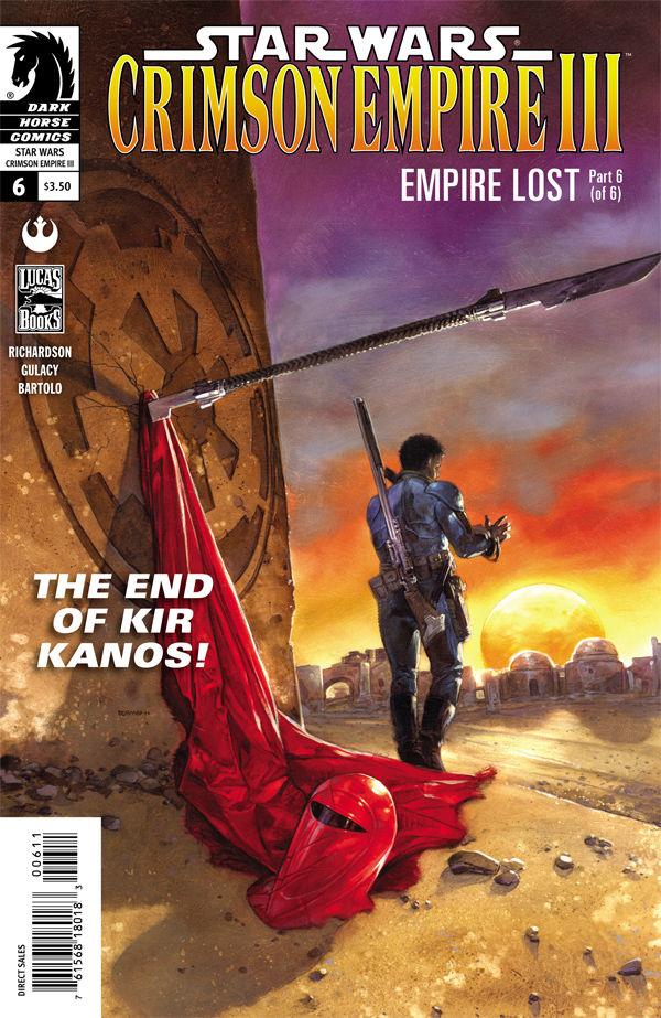 Star Wars Crimson Empire III: Empire Lost 6