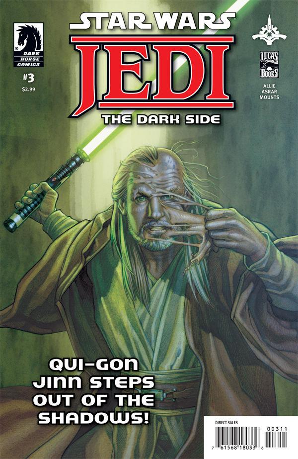 Star Wars Jedi: The Dark Side 3