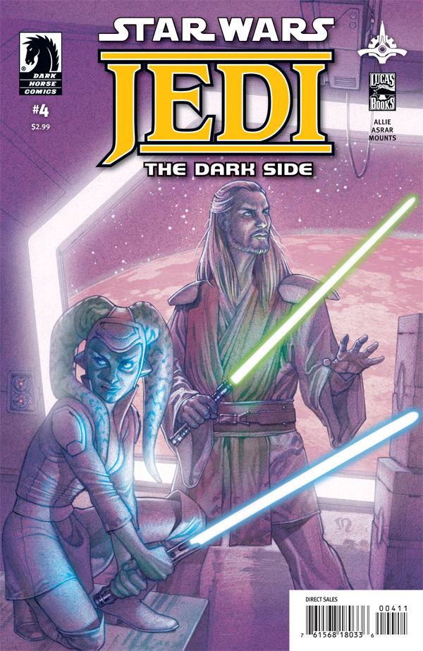 Star Wars Jedi: The Dark Side 4