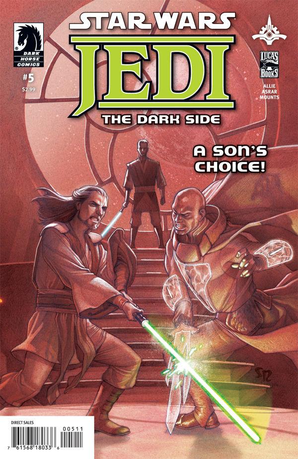 Star Wars Jedi: The Dark Side 5