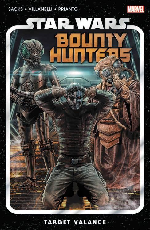Star Wars: Bounty Hunters Volume 2: Target Valance