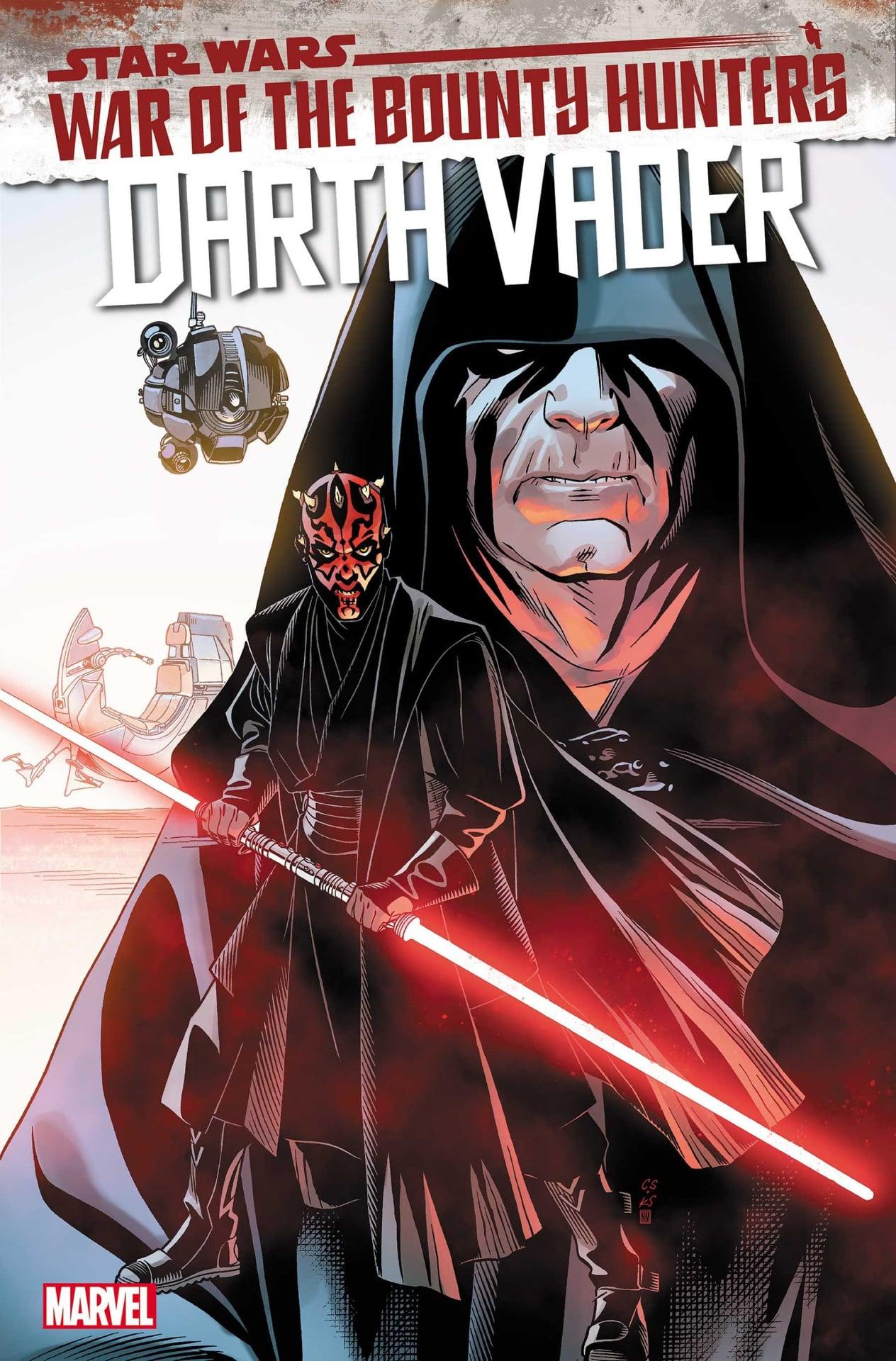 Star Wars: Darth Vader 15 (2020) - Sprouse Variant