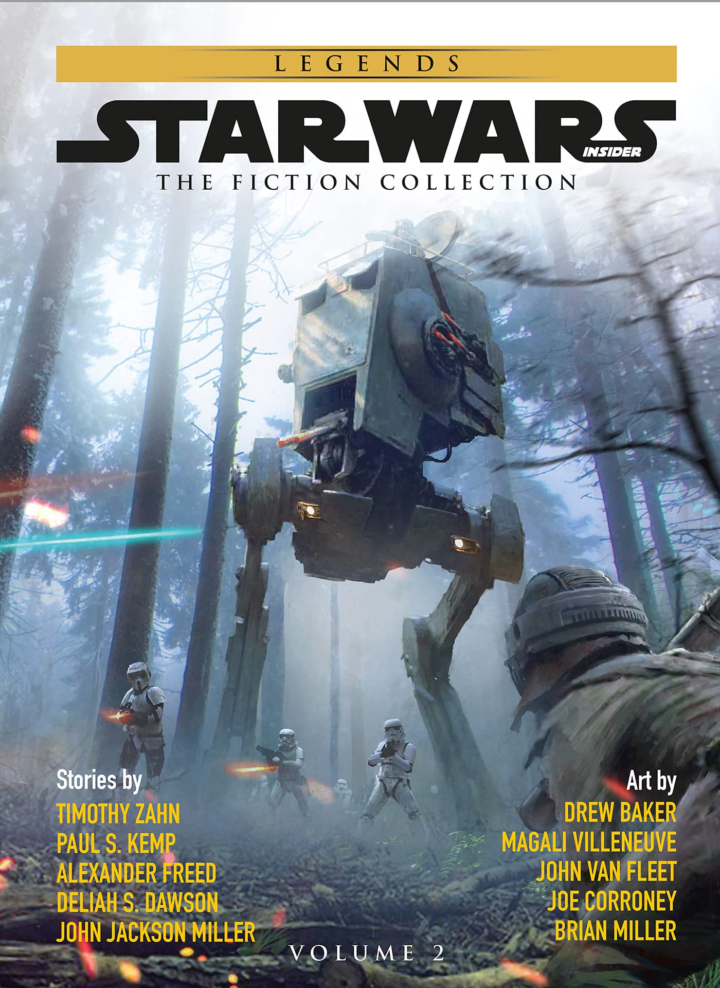 Star Wars Insider: The Fiction Collection Volume 2