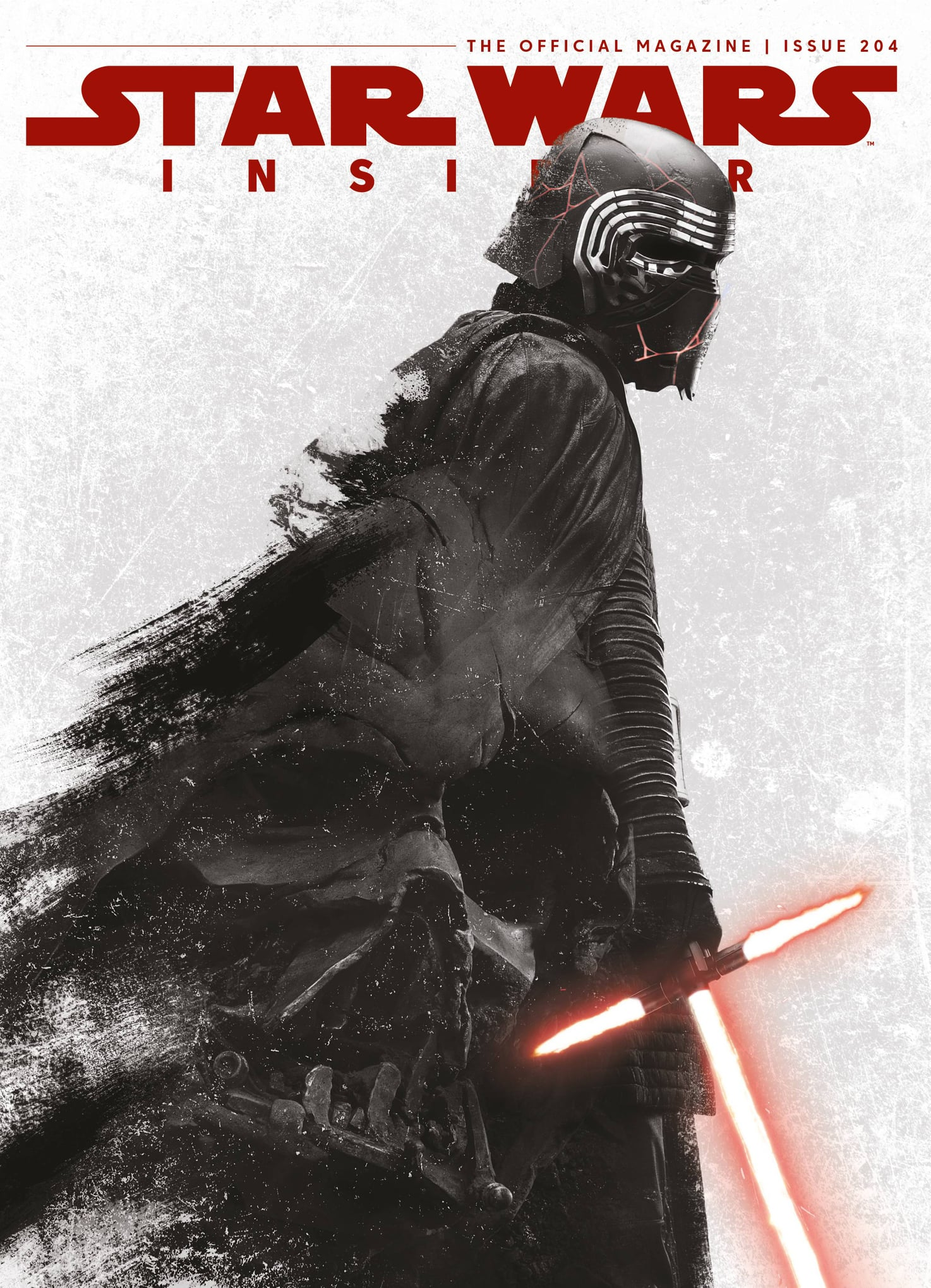 Star Wars Insider 204 - Previews Exclusive Cover