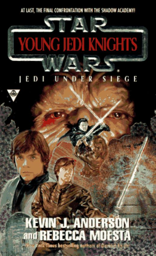 Star Wars Young Jedi Knights: Jedi Under Siege