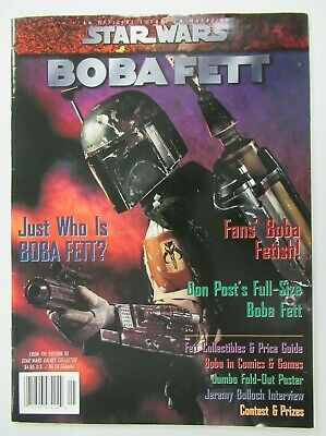 Star Wars: Boba Fett (Official Lucasfilm Magazine)