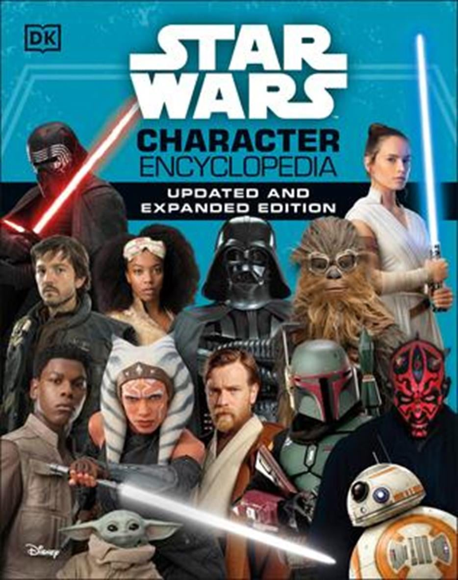 Star Wars Character Encyclopedia: Updated and Expanded Edition