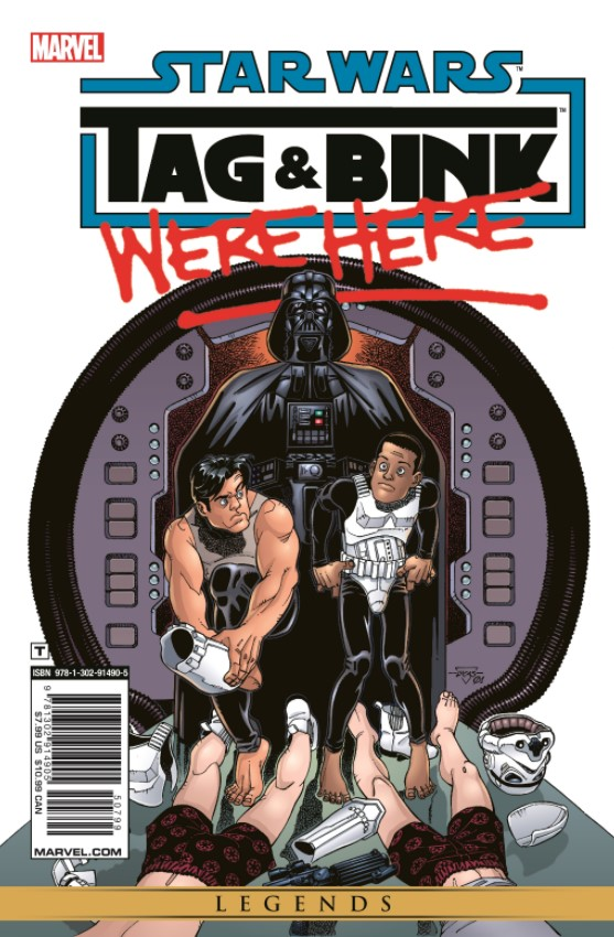 Star Wars: Tag and Bink Were Here (Marvel)