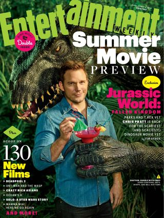 Entertainment Weekly April 27/May 4, 2018
