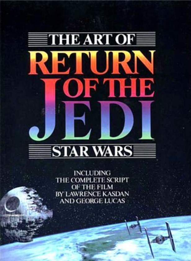 Star Wars Episode VI: Return of the Jedi Screenplay