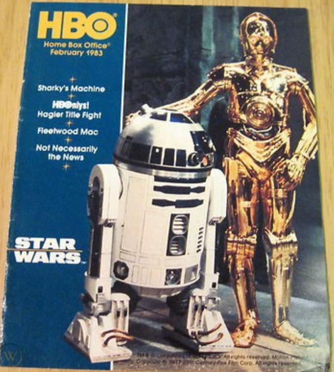 HBO Guide February 1983