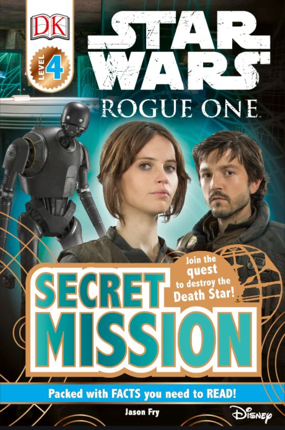 Star Wars Rogue One: Secret Mission