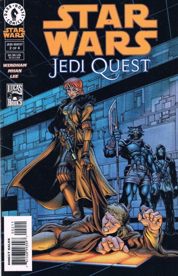 Star Wars: Jedi Quest 2