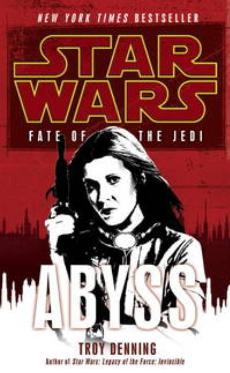 Star Wars Fate of the Jedi: Abyss (paperback)